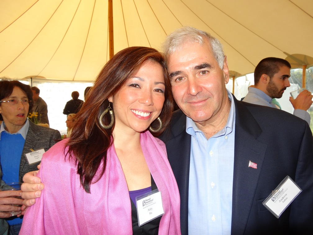 Amy Ma & Andrew Sabin