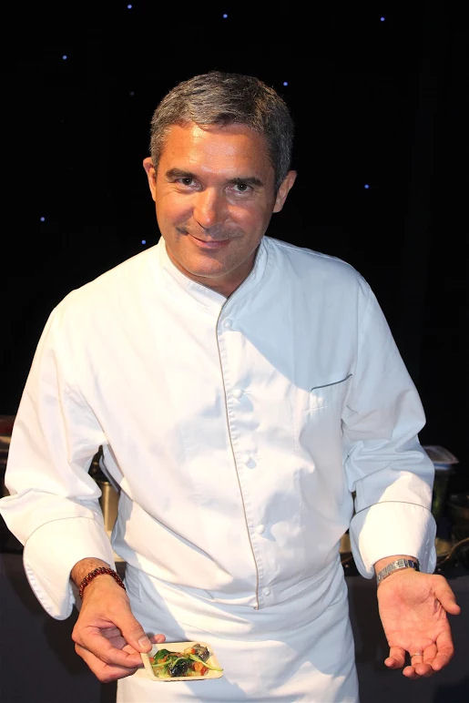 Chef Tony Esnault